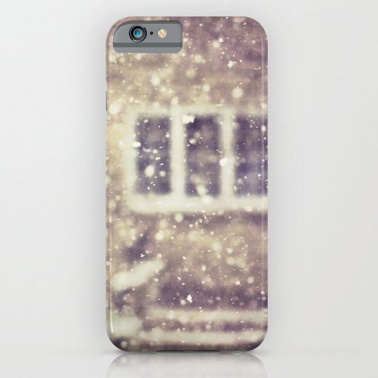 the white stuff iPhone & iPod Case