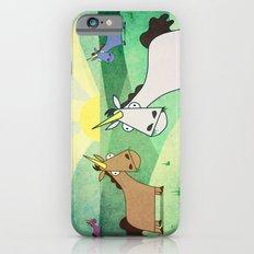 Grazing Unicorns V02 Slim Case iPhone 6s