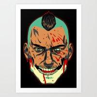 Logan Art Print
