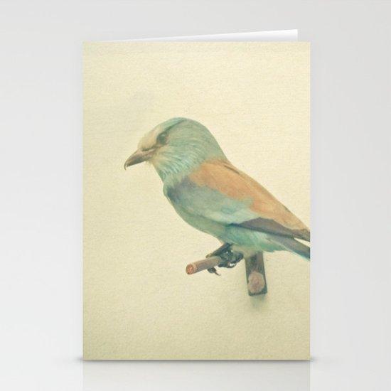 Bird Study #2 Stationery Card