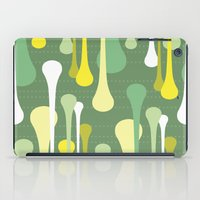 Droplets iPad Case