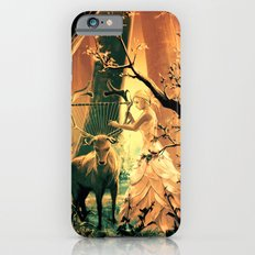 Feral Strings iPhone 6 Slim Case