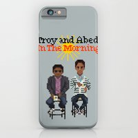 Troy And Abed In the Morning iPhone 6 Slim Case