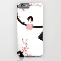 Gentle Blossom iPhone 6 Slim Case