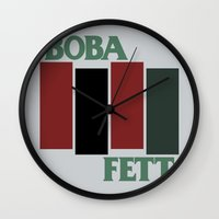 Get In Slave 1 Wall Clock