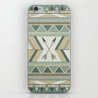 Aztec Pattern Arrows  iPhone & iPod Skin