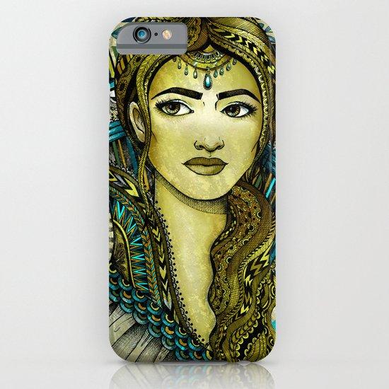 Golden Girl iPhone & iPod Case