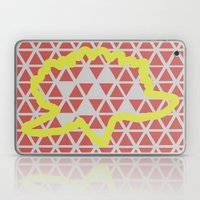 Geometric vs. Organic  Laptop & iPad Skin
