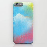 iPhone & iPod Case featuring Color Test: Fun with Paint 5 by Jam85