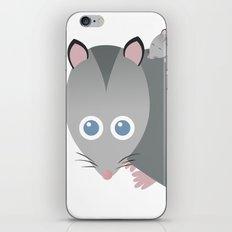 Adorable Mommy Possum iPhone & iPod Skin