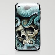 iPhone & iPod Skin featuring Please My Love, Don't Di… by Voss Fineart