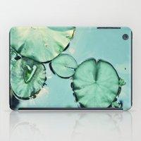 Be water iPad Case