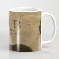No. 6. 221B Mug