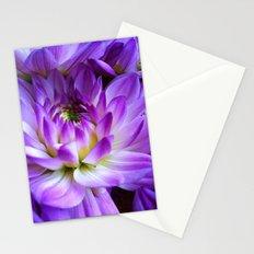 Dahlia - New World Stationery Cards