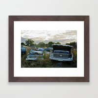 A Story Or Two Framed Art Print