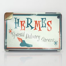 Hermes Special Delivery Service iPad Case