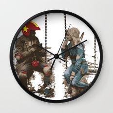 Turbo Kid Wall Clock