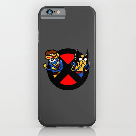 Mutant Time iPhone & iPod Case