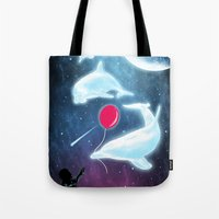Friend Of The Night Tote Bag