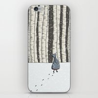 Forest Walk iPhone & iPod Skin