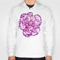 8BIT Flower Hoody