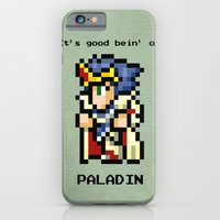 It's Good Bein' A Paladin iPhone 6 Slim Case