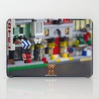 Lilliput Land iPad Case