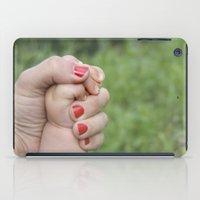 manos iPad Case