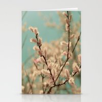 May Garden Stationery Cards