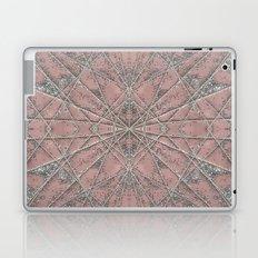 Snowflake Pink Laptop & iPad Skin