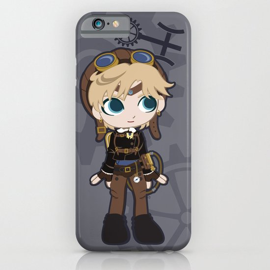 Steampunk Sailor Uranus - Sailor Moon iPhone & iPod Case
