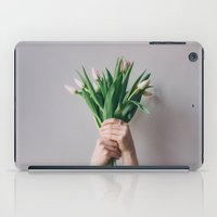 Yay Tulips! iPad Case