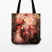 Into The Stars Tote Bag