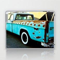 Rusty Dodge Laptop & iPad Skin