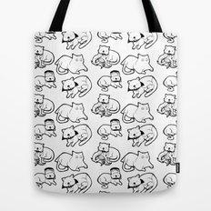 Supercatural Tote Bag