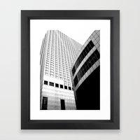 Meeting Corner II Framed Art Print