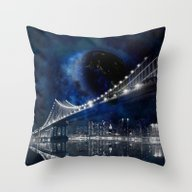 New!! New York City Throw Pillow