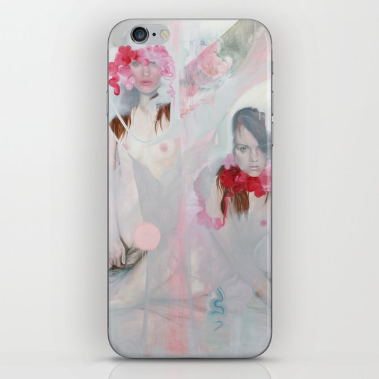 Flora & Fauna iPhone & iPod Skin