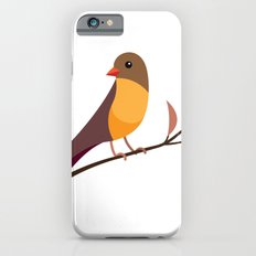 Yellow Breasted Bird Slim Case iPhone 6s