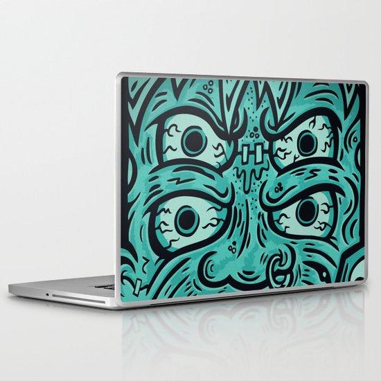KEEP IT KREEPY Laptop & iPad Skin