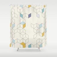 Keziah (Day) Shower Curtain