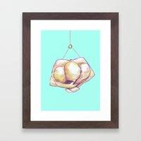 The Hangman Framed Art Print