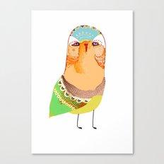 The Rarest Owl Canvas Print