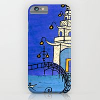 Silent Night iPhone 6 Slim Case