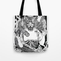 No Miracles Here Today Tote Bag