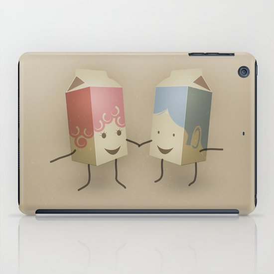 I only have pasteurised for you iPad Case
