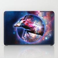 Galactic Jump iPad Case