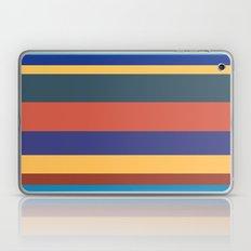 Color Band 70's - B - Stripe Laptop & iPad Skin
