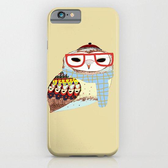 Snug Owl iPhone & iPod Case