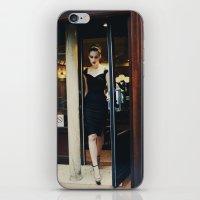 Vintage Chic III iPhone & iPod Skin